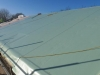 Jan 31: Close-up of new roof